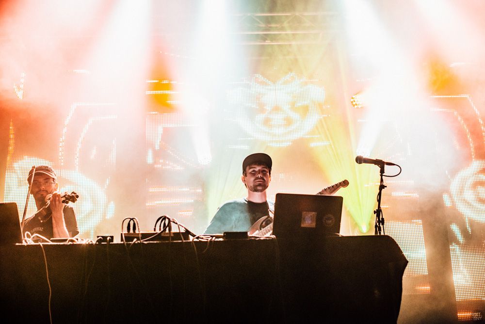 Emancipator at ARISE 2015