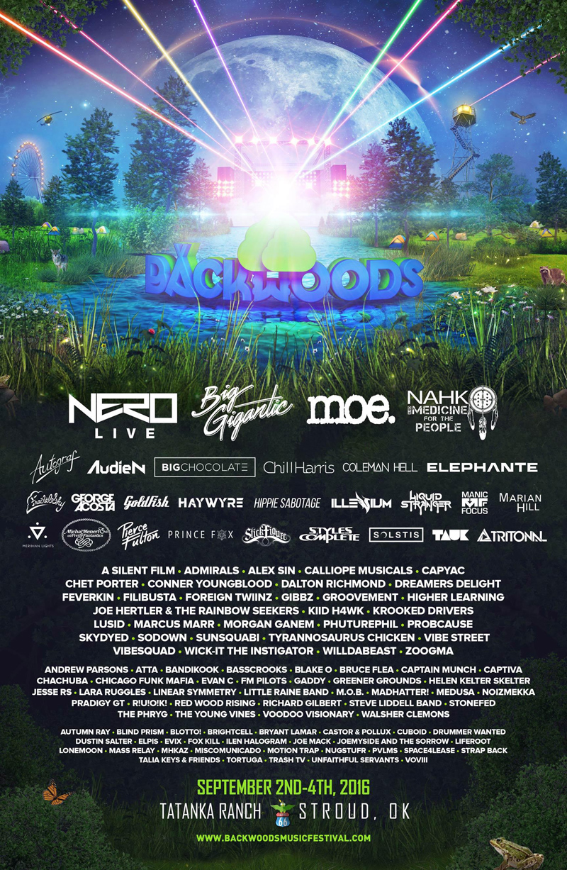 Backwoods 2016 Phase 2