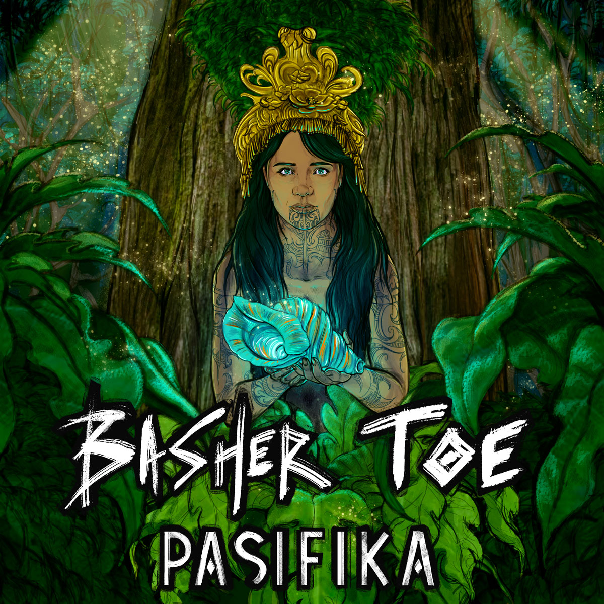 Basher Toe - Pasifika