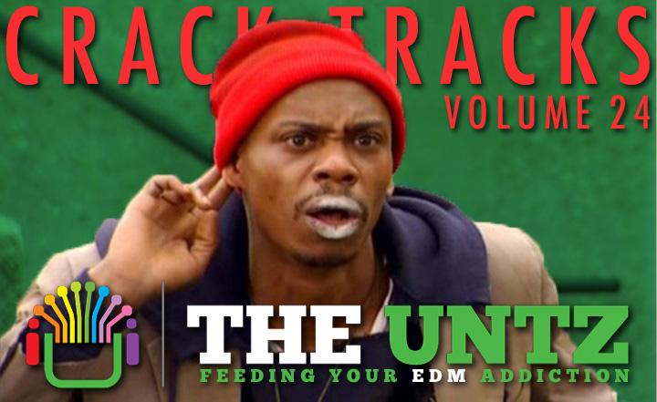 Crack Tracks Feeding Your Edm Addiction Volume 24