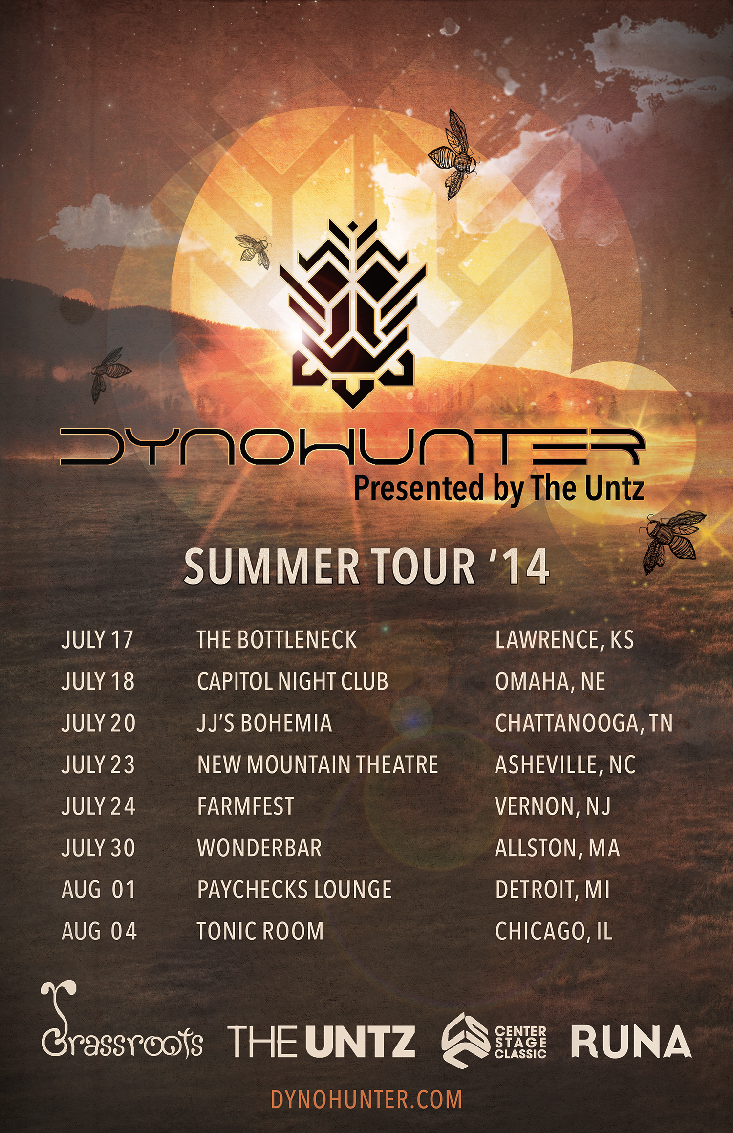 DYNOHUNTER Summer 2014