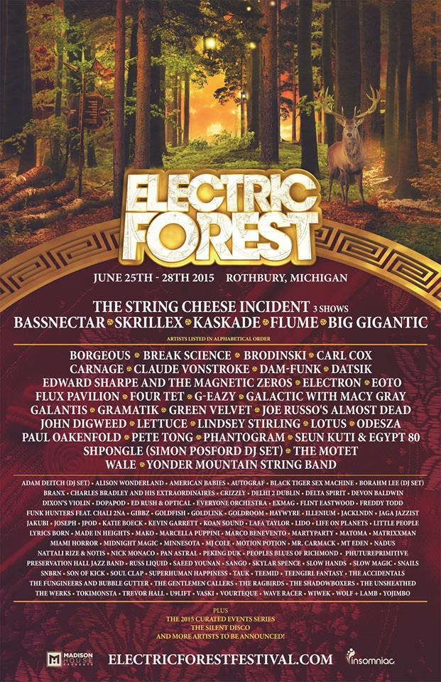 Electric Forest Phase 2