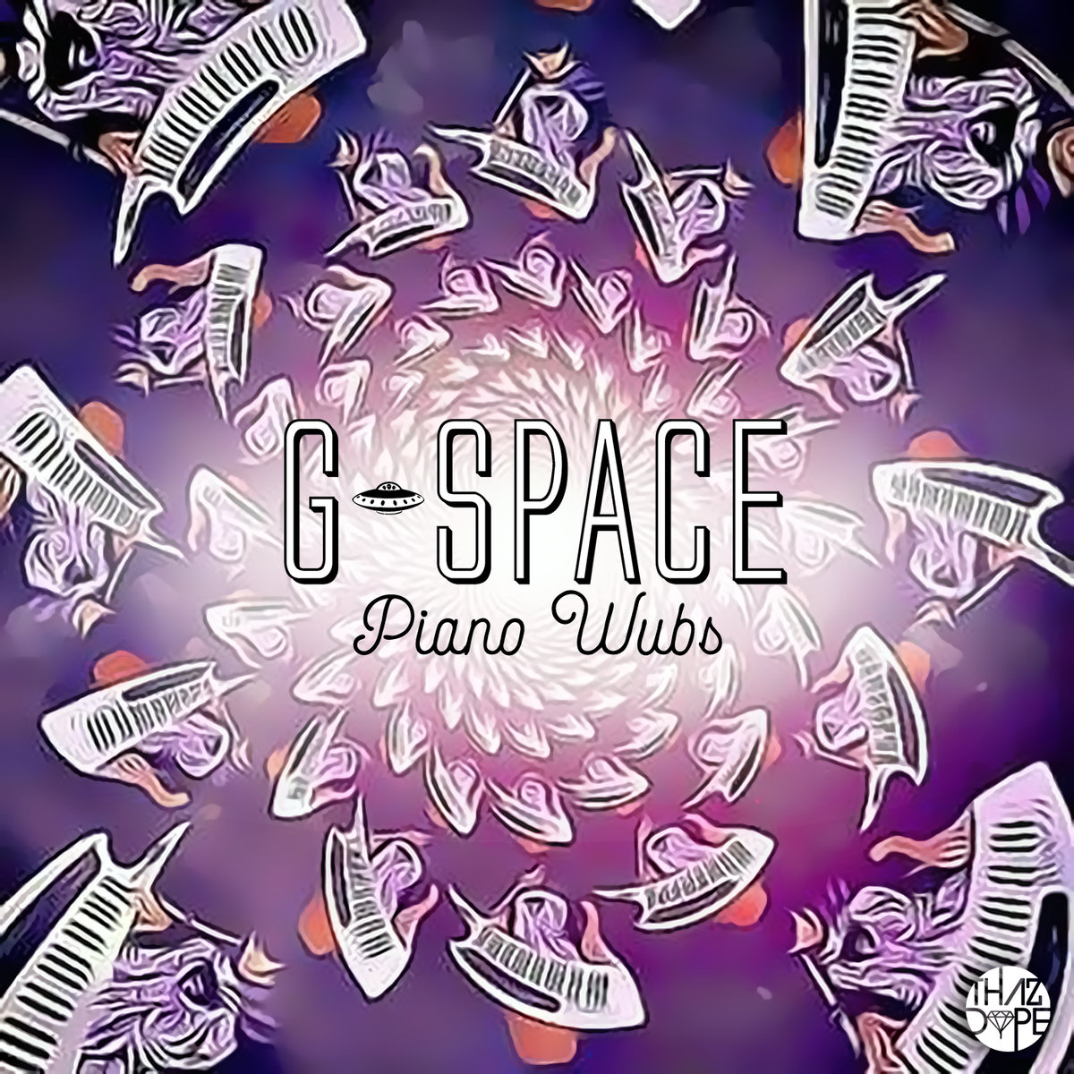 G-Space Piano Wubs