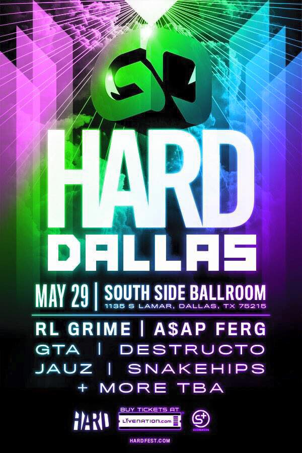Go HARD Dallas