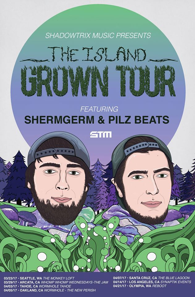 The Island Grown Tour