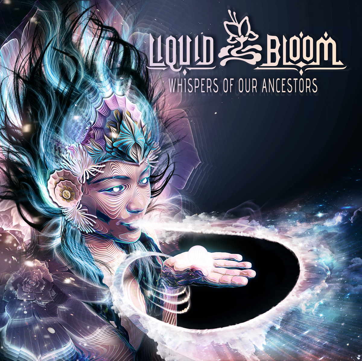 Liquid Bloom - Whispers of Our Ancestors