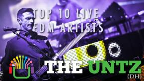 Top 10 Live EDM Acts
