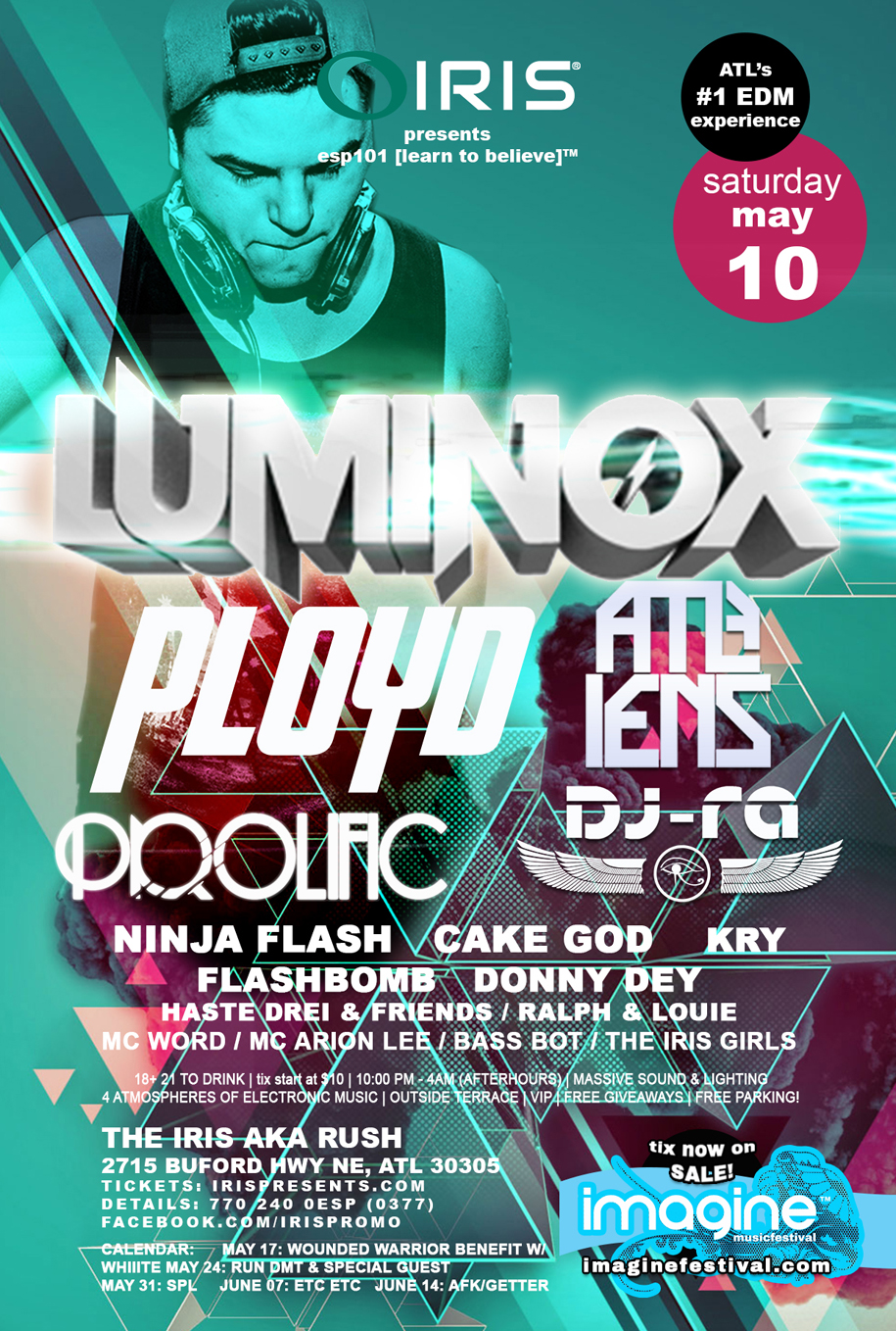 Luminox - May 10