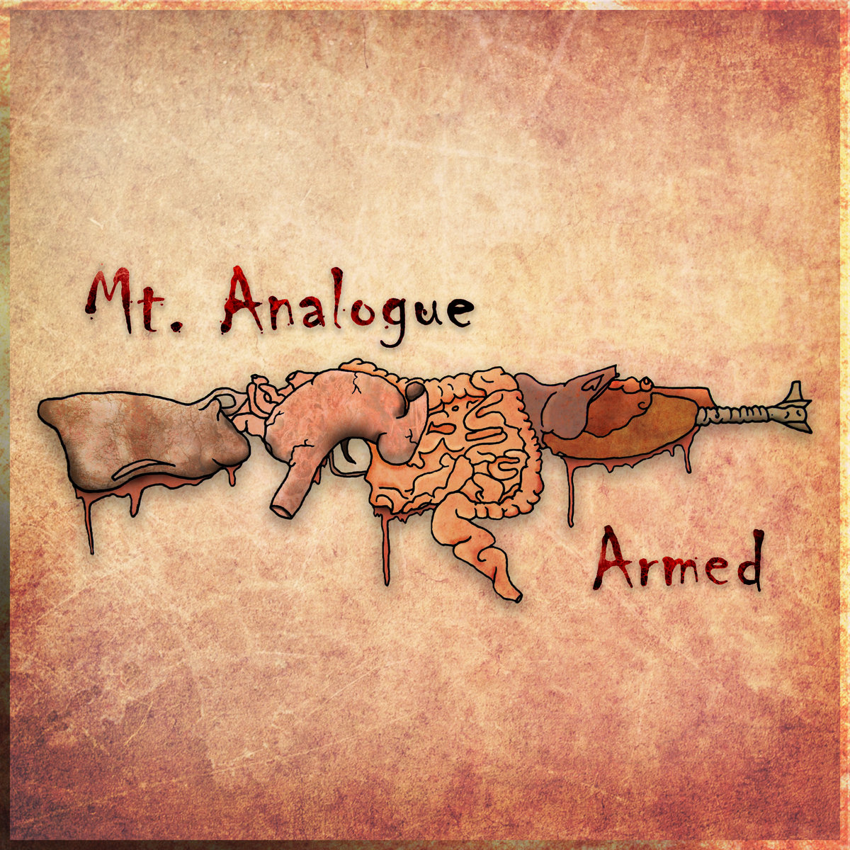 Mt. Analogue - Armed