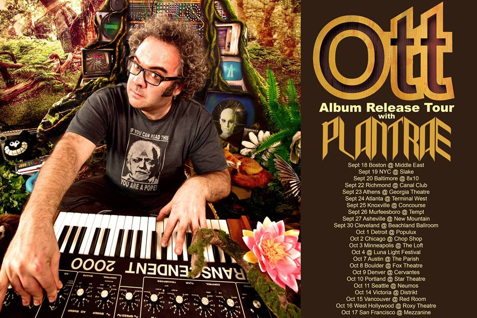 Ott fall tour 2015