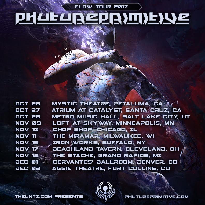 Phutureprimitive Flow Tour