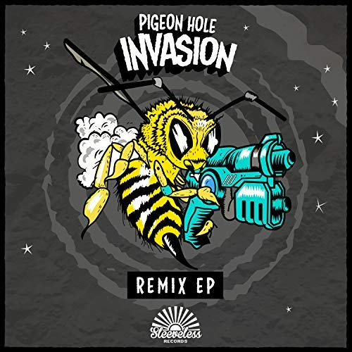 Pigeon Hole Invasion Remix EP