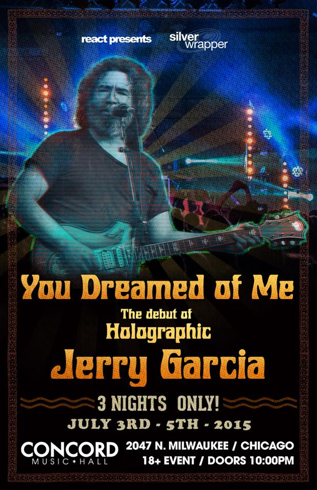Jerry hologram