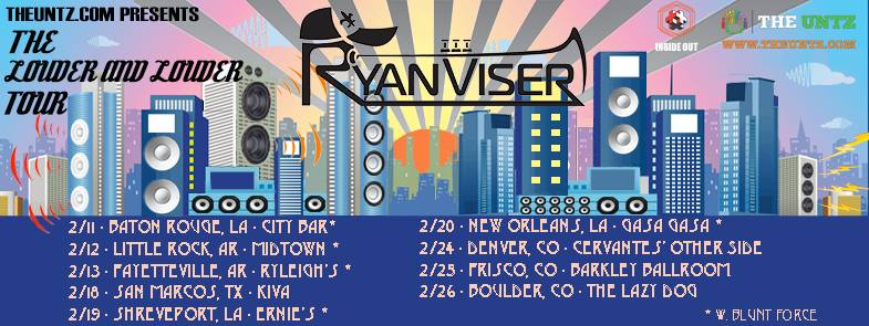 Ryan Viser winter tour