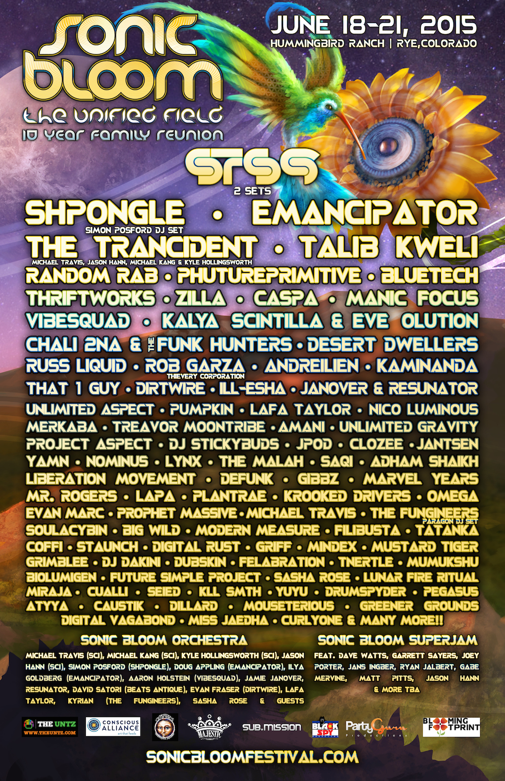 Sonic Bloom 2015 Phase 2