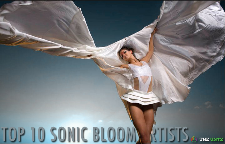 Top 10 SONIC BLOOM Artists
