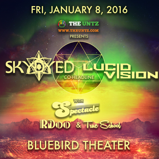 Skydyed & Lucid Vision