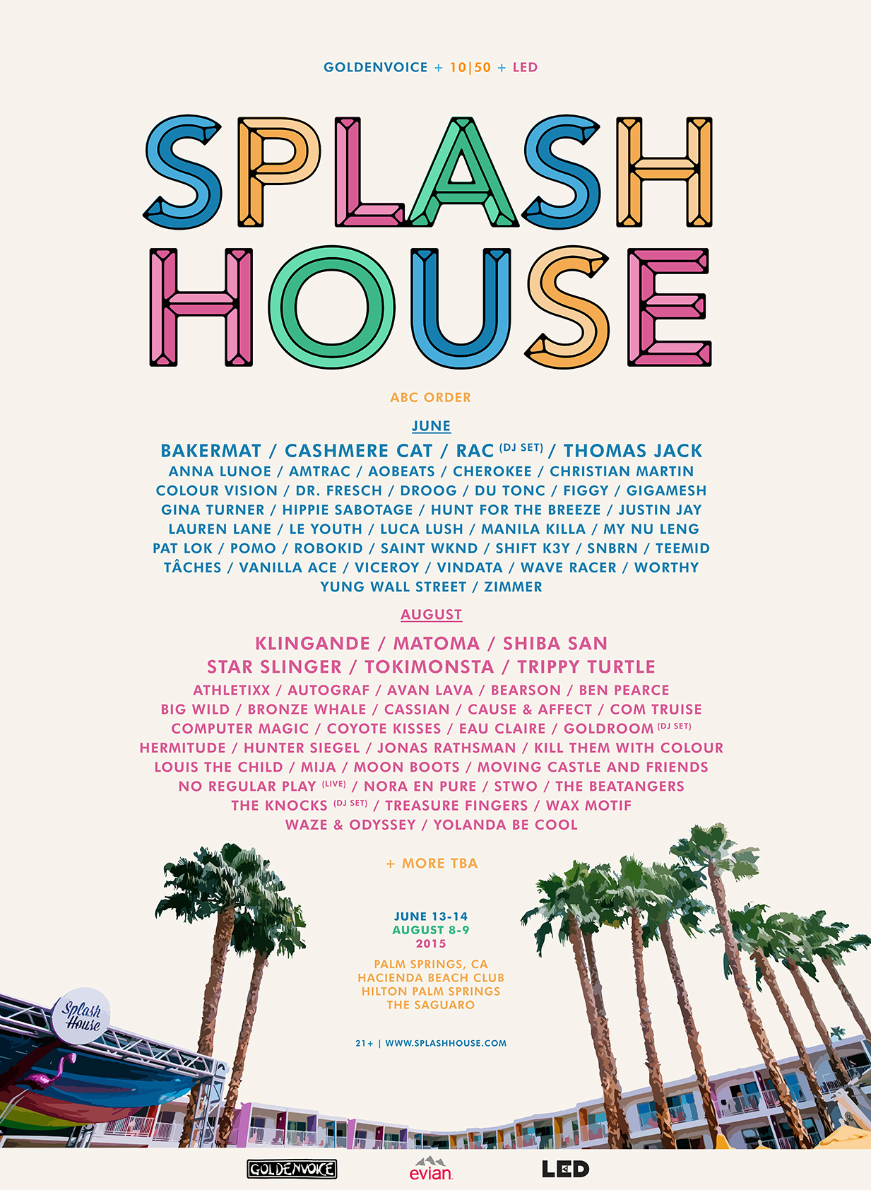 Splash House