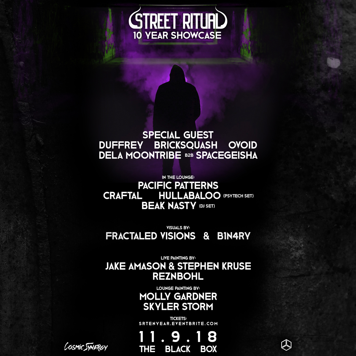 Street Ritual 10 Year Showcase