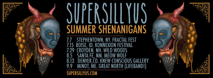 Supersillyus Summer