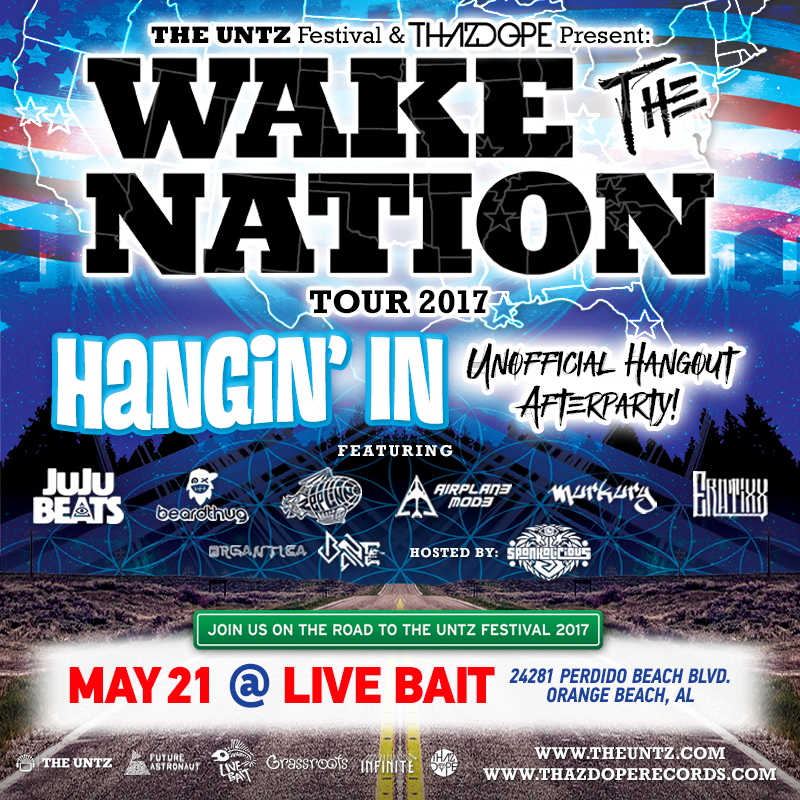 Wake The Nation - Hang Out