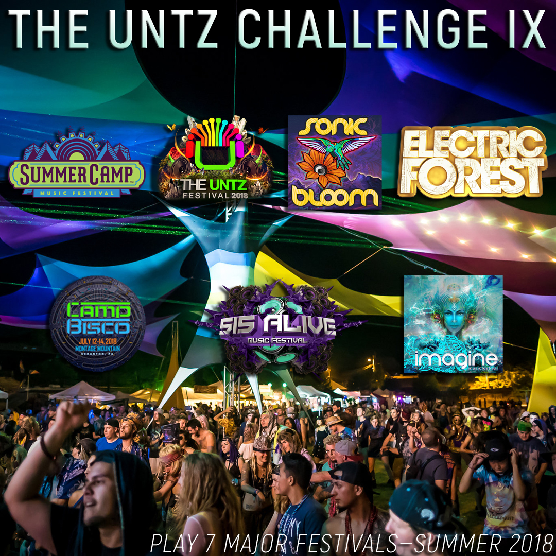 The Untz Challenge IX