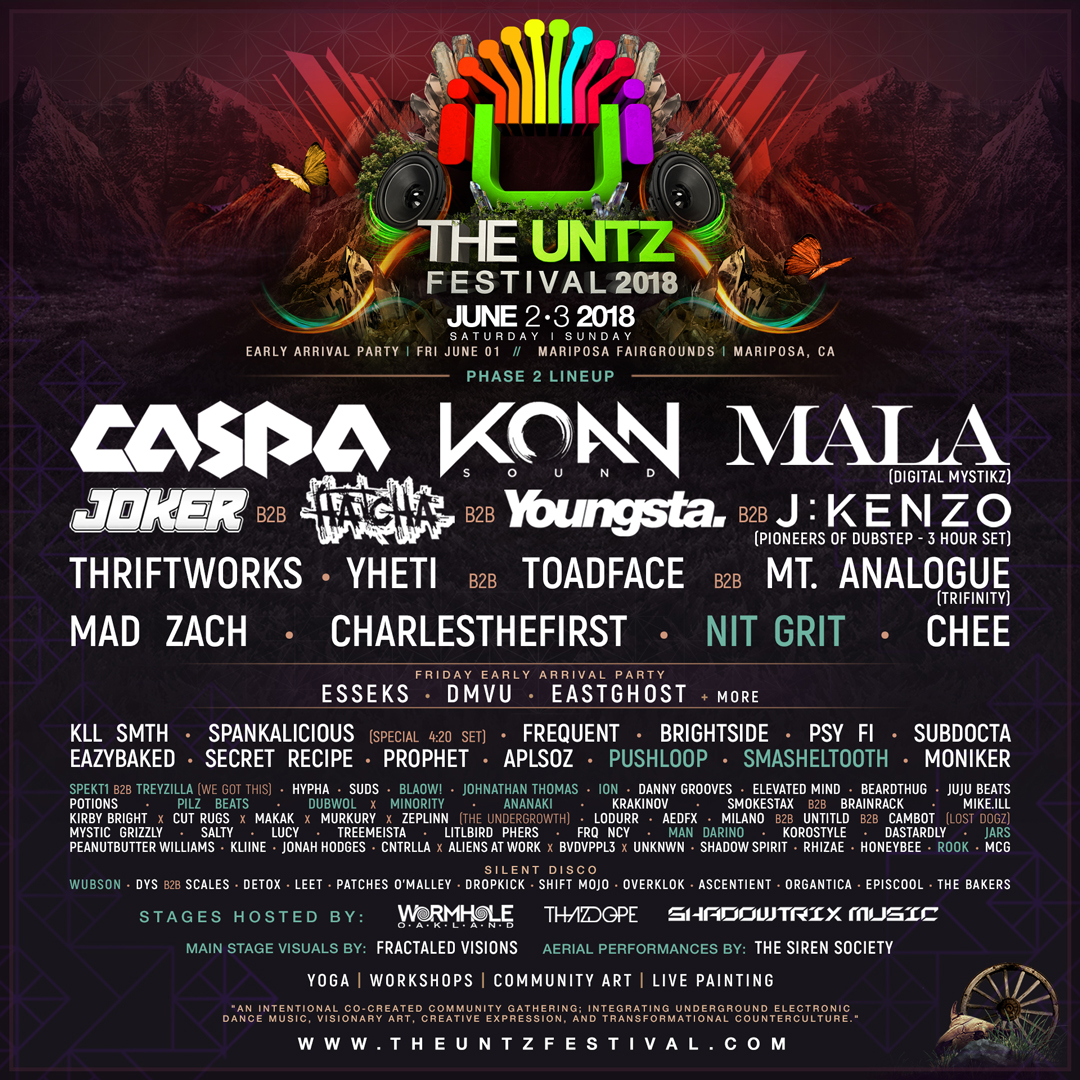 The Untz Festival Phase 2