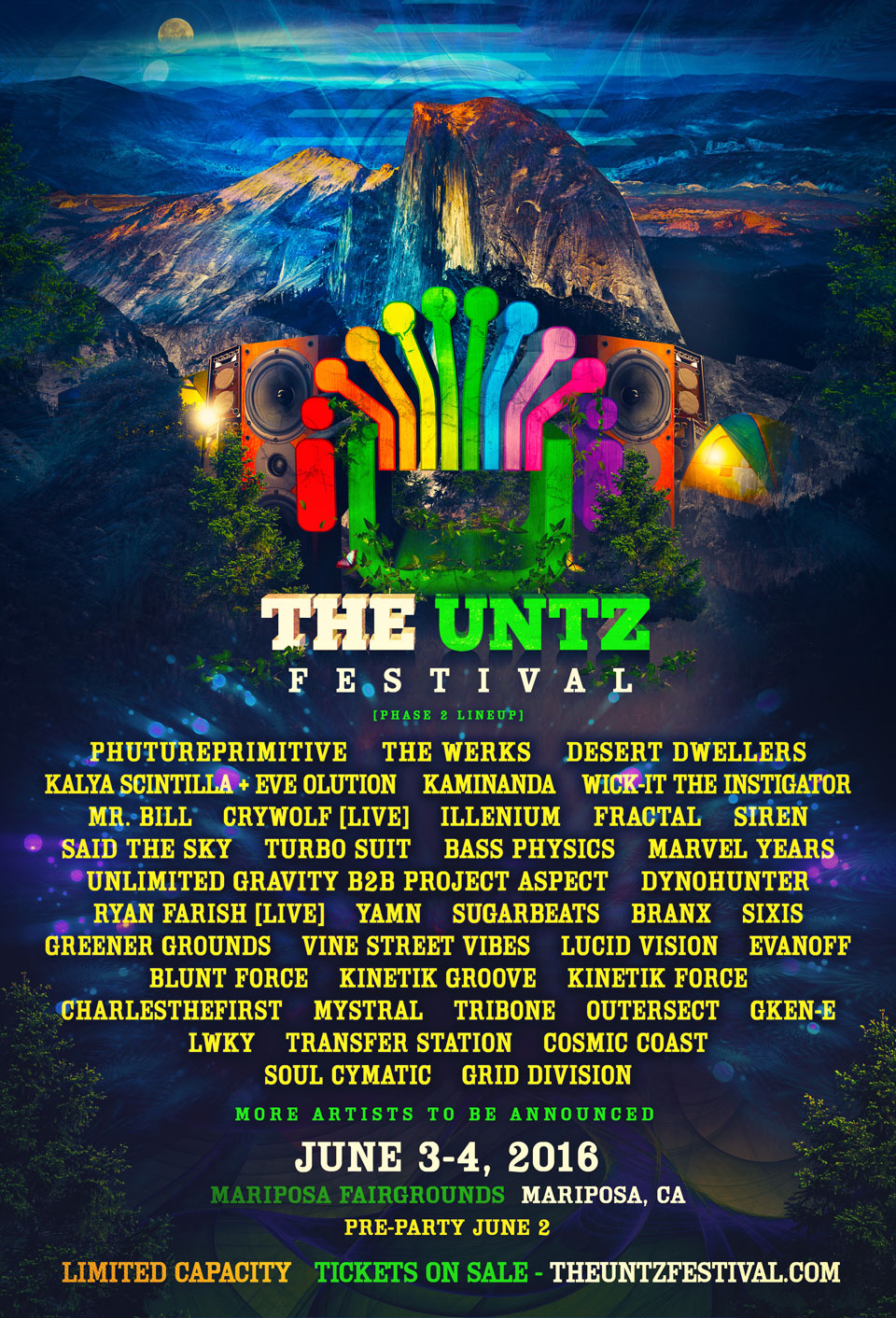 The Untz Festival - Phase 2
