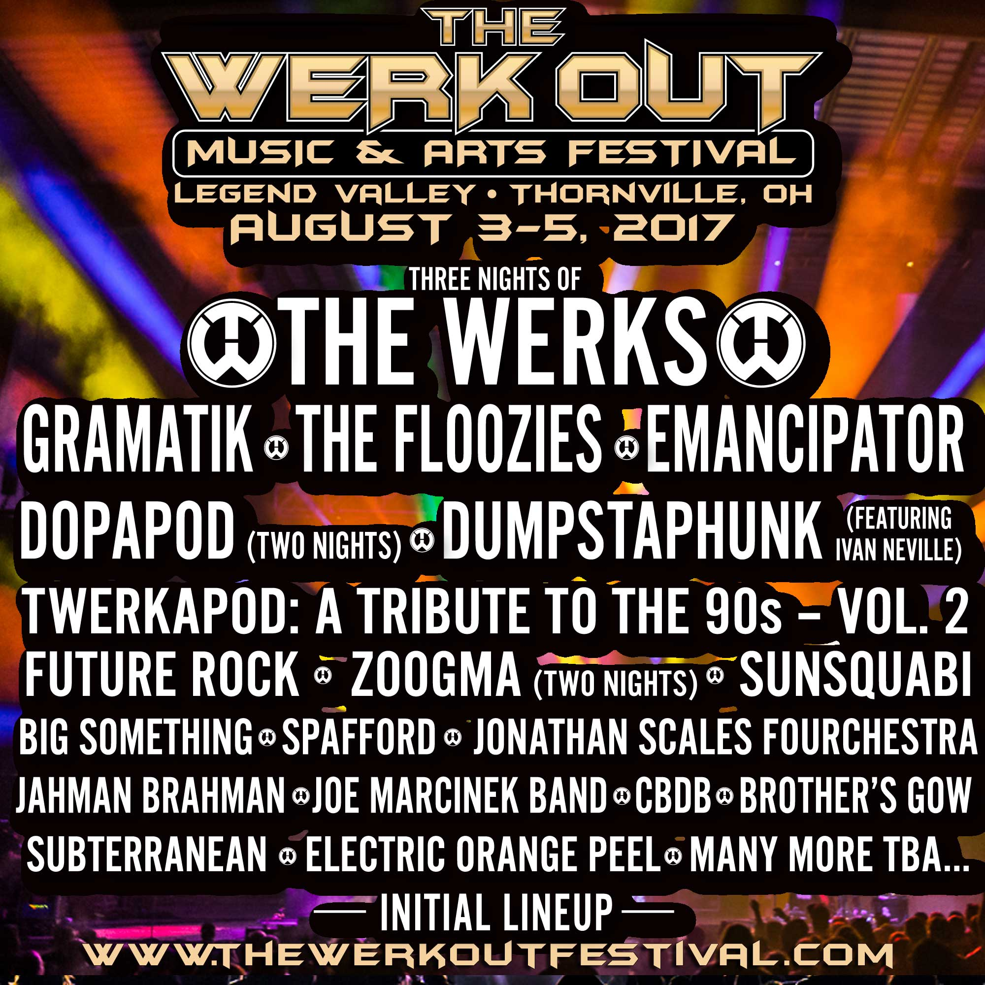 The Werk Out 2017