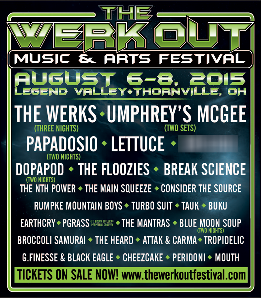 The Werk Out Festival