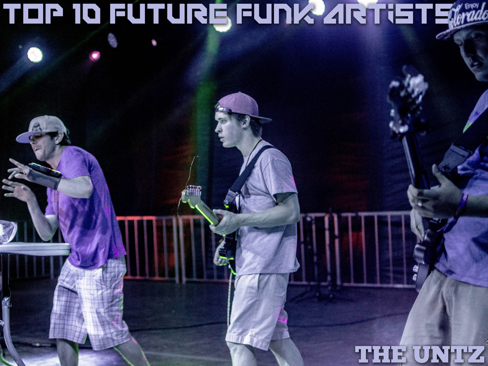 Top 10 Future Funk Artists