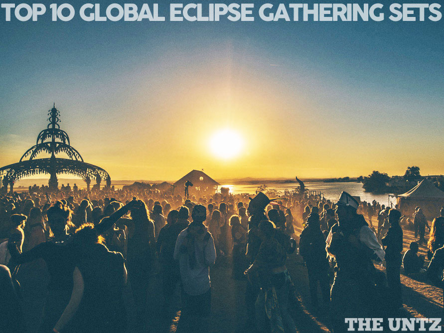 Top 10 Global Eclipse Gathering