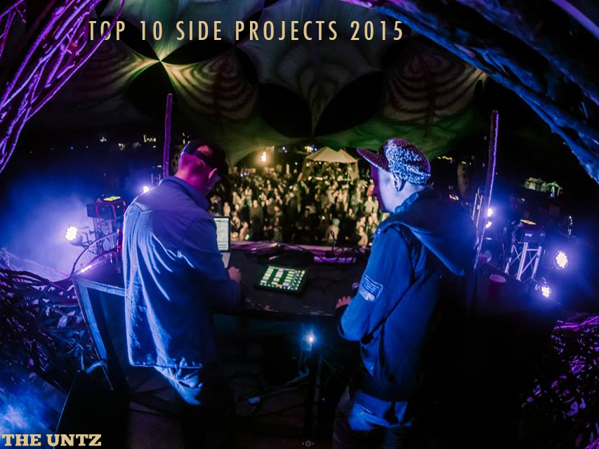 Top 10 Side Projects 2015