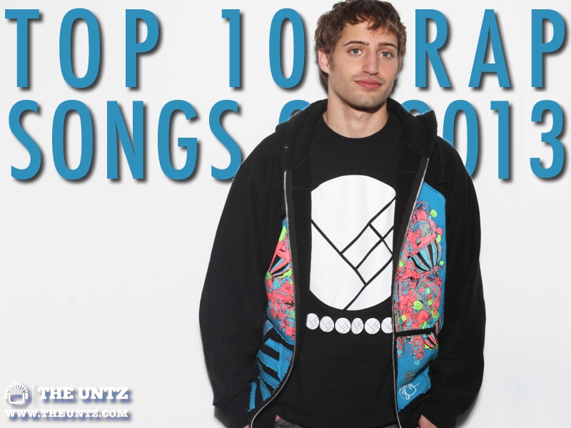 Top 10 Trap Songs of 2013