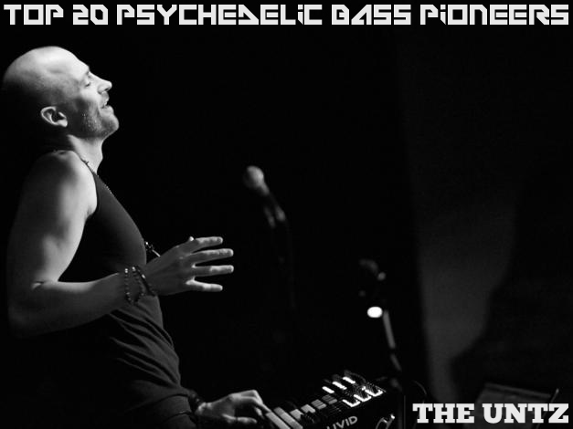 Top 20 Psy Bass Pioneers