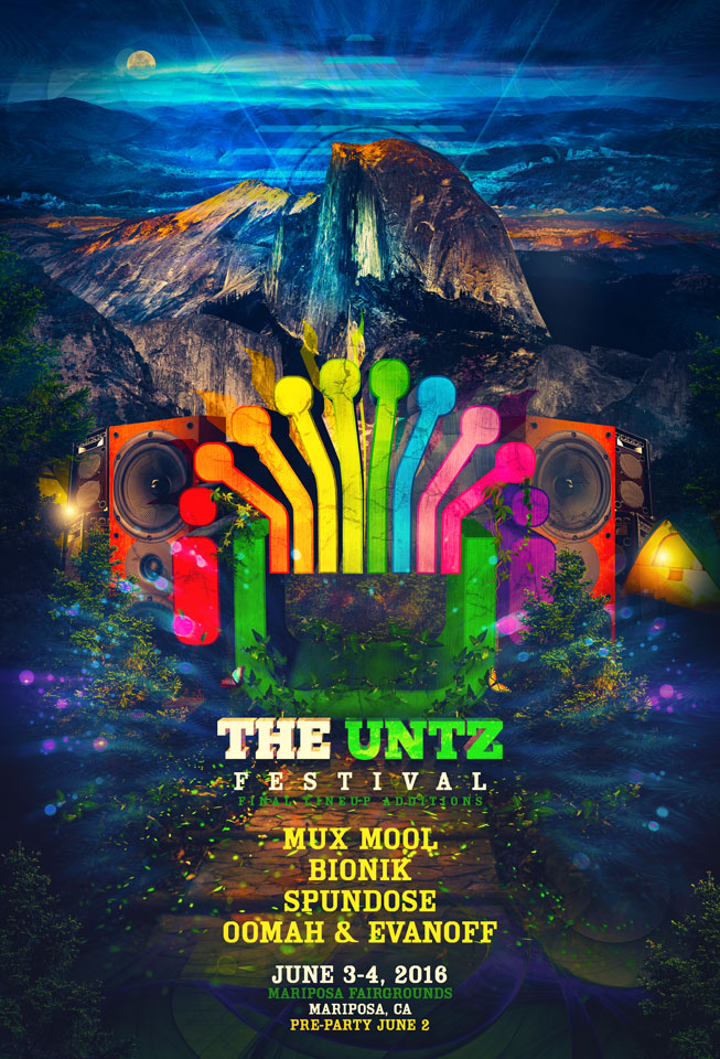 The Untz Festival Phase 4 additions