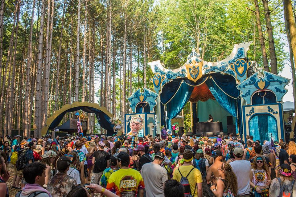 Vibe Street - Electric Forest