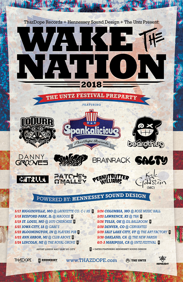 Wake The Nation 2018