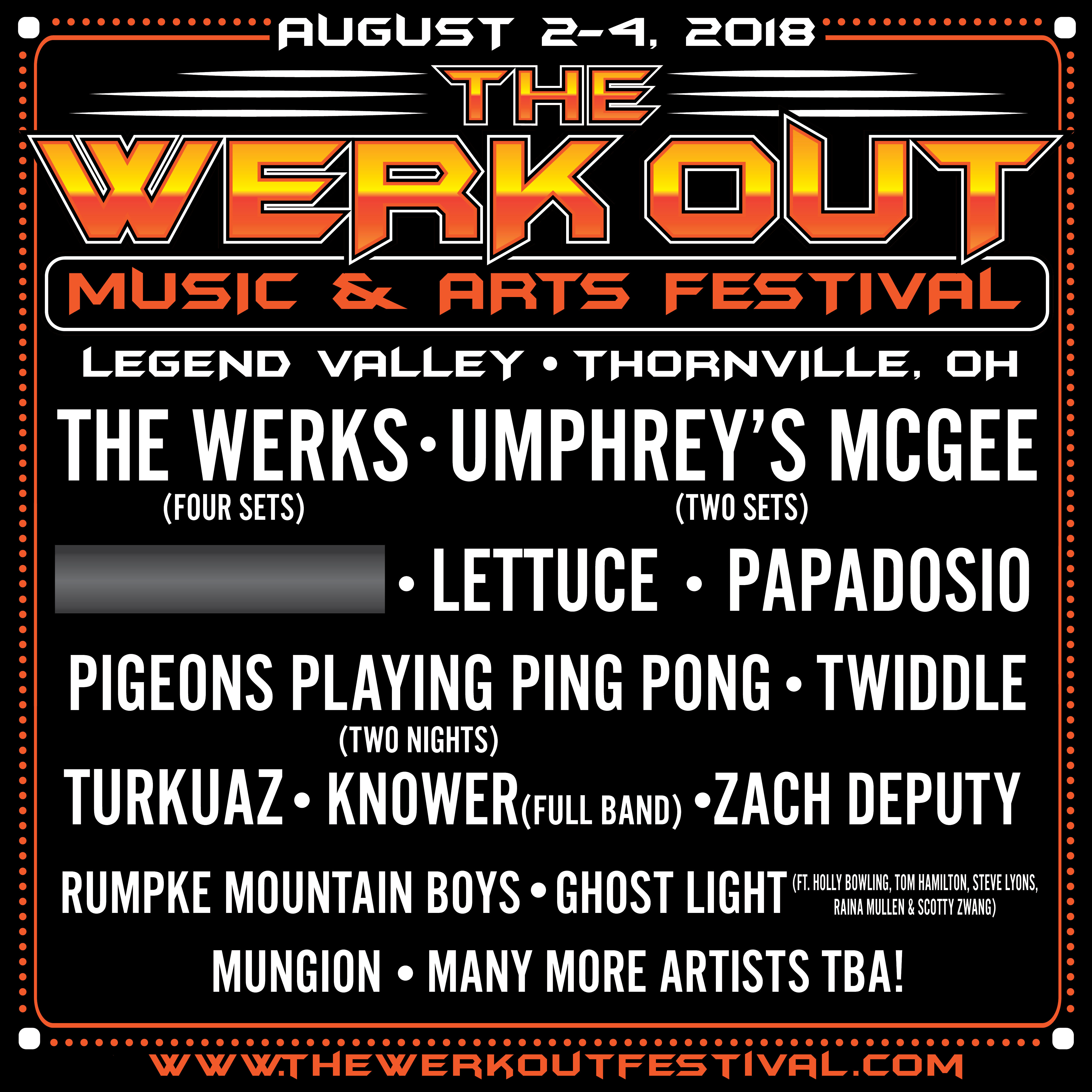 The Werk Out 2018
