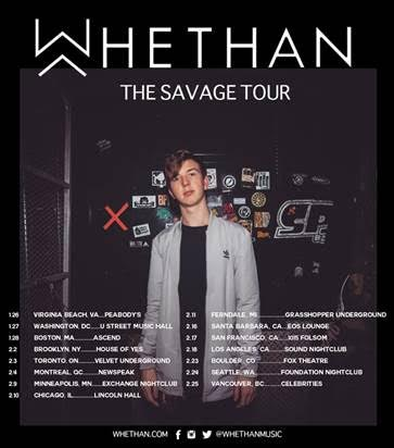 Wheathan tour