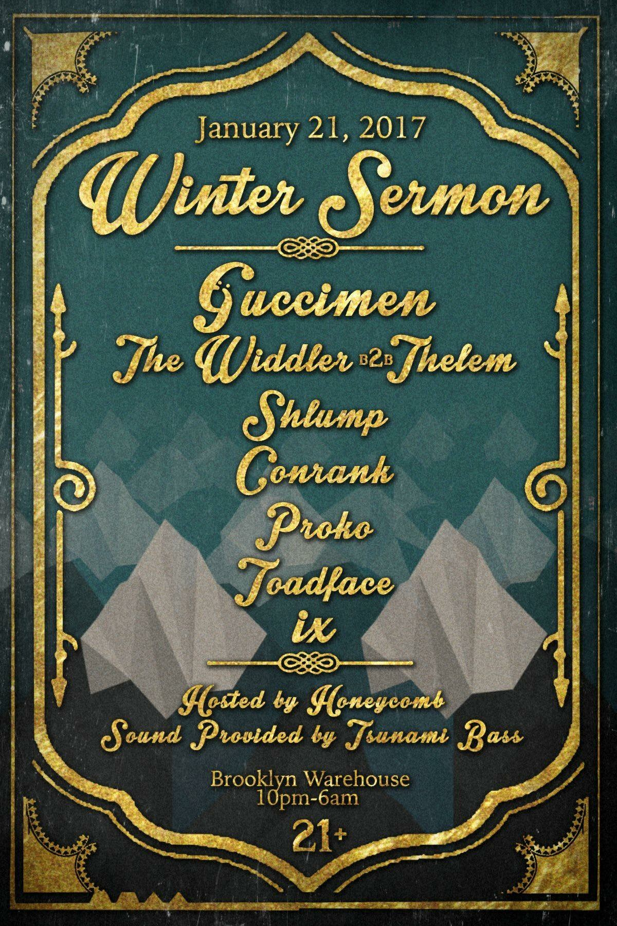 Winter Sermon