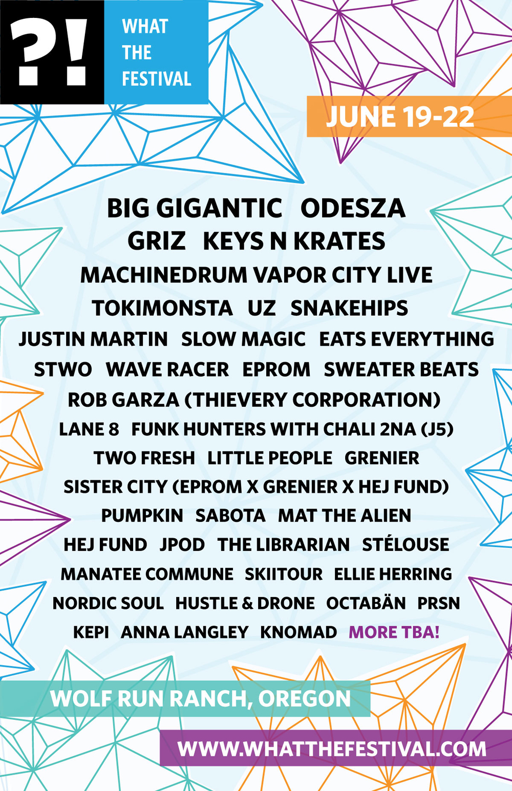 What The Festival 2015