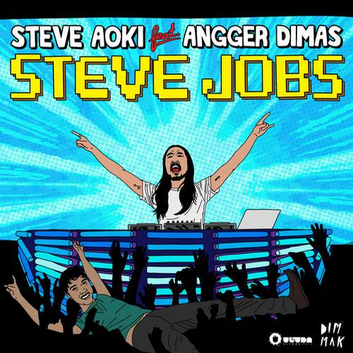 Album Art - Steve Jobs (feat. Angger Dimas) - Mason Remix