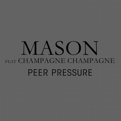 Album Art - Peer Pressure (feat. Champagne Champagne)