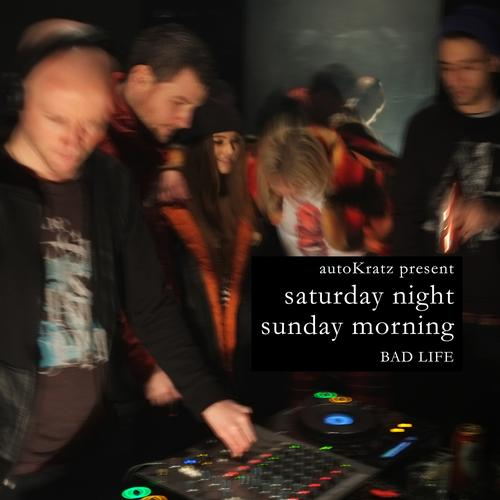 Album Art - Autokratz Present Saturday Night, Sunday Morning (Parts 1 & 2)