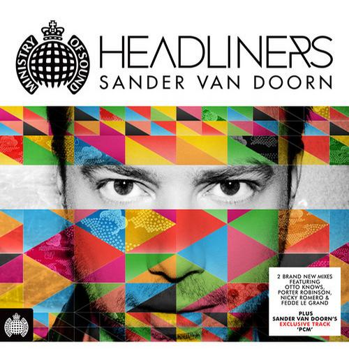 Album Art - Headliners: Sander van Doorn - Ministry of Sound