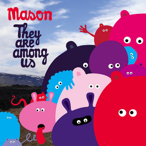 Album Art - They Are Among Us