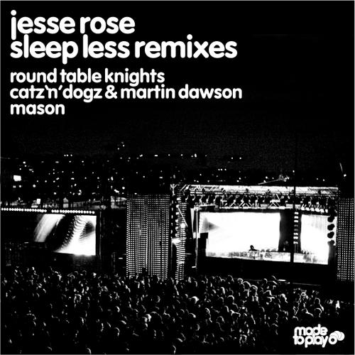 Album Art - Sleep Less Remixes EP