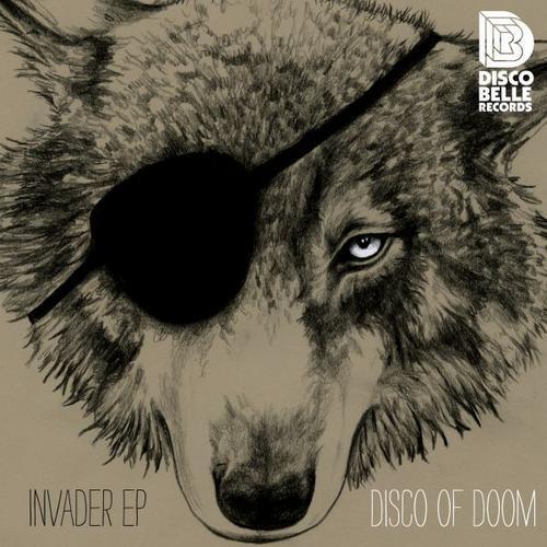Album Art - Invader EP