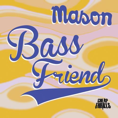 Album Art - Bass Friend (Mix for Him & Mix for Her)